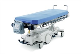 The Dolphin Stretcher with Fluid Immersion Simulation